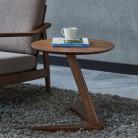 Мебель для дома, Круглый Журнальный столик для гостиной, маленький прикроватный столик, дизайнерский столик, минималистичный маленький сто...