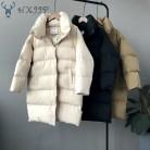 2545.72руб. 59% СКИДКА|HXJJP пуховик на утином пуху, женская зимняя верхняя одежда 2019, пальто, женский длинный Повседневный теплый пуховик, брендовая парка-in Парки from Женская одежда on AliExpress - 11.11_Double 11_Singles' Day