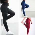 US $7.68 20% OFF|High Elastic Fitness Sport Leggings Tights Slim Running Sportswear Sports Pants Women Yoga Pants Quick Drying Training Trousers-in Yoga Pants from Sports & Entertainment on Aliexpress.com | Alibaba Group