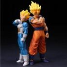 470.33 руб. 28% СКИДКА|18 22 см Dragon Ball Z Goku Vegeta аниме фигурка ПВХ игрушки Коллекционные Фигурки для друзей подарки-in Трансформеры и игрушки from Игрушки и хобби on Aliexpress.com | Alibaba Group