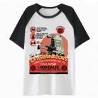 494.53 руб. 44% СКИДКА|Доктор Кто футболка хип хоп, в стиле «хип смешные футболки футболка для мужчин для уличная Мужская футболка верхняя одежда harajuku F4217-in Футболки from Мужская одежда on Aliexpress.com | Alibaba Group