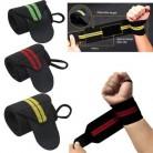 Ремешок для тяжелой атлетики, спортивный браслет для занятий фитнесом, повязка на запястье, повязка на руку