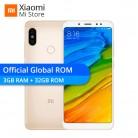 9203.37 руб. |Xiaomi Redmi Note 5 3 ГБ ОЗУ 32 Гб ПЗУ 5,99