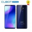 9228.23 руб. 28% СКИДКА|Cubot X18 Plus Android 18:9 8,0 FHD + 4G B 6 4G B 5,99 дюймов MT6750T восьмиядерный смартфон 20MP + 2MP задние камеры 4G мАч 4000 Celular купить на AliExpress