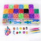 Diy игрушки, резиновые браслеты, браслет для детей, Резиночки для волос, резиночки, рефилл, резиновый браслет, сделай сам, рождественский пода...
