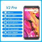 """Оригинальный vernee V2 Pro 5,99 """"18:9 1080 P ГЛОНАСС Экран 16MP Android 8,1 4G мобильный телефон MTK6763 Восьмиядерный 6 ГБ + 6 4G B смартфон купить на AliExpress"""