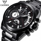 US $25.99 80% OFF|CADISEN Fashion Sport Men Watches Military Waterproof Watch Brand Luxury Steel Quartz Business Male WristWatch Relogio Masculino-in Quartz Watches from Watches on Aliexpress.com | Alibaba Group