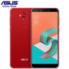 Глобальный ASUS ZenFone 5Q ZC600KL X017D мобильный телефон 4 Гб 64 Гб NFC Распознавание лиц ZenFone 5 Lite4 камеры 20MP 6,0 дюймов экран 18:9 купить на AliExpress