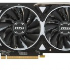 Купить Видеокарта MSI Radeon RX 580 1366MHz PCI-E 3.0 8192MB 8000MHz 256 bit DVI 2xHDMI HDCP Armor OC Retail по низкой цене с доставкой из маркетплейса Беру