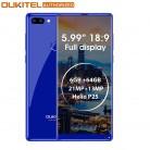 10352.32 руб. |Распродажа Смартфон Oukitel MIX 2 4G Android 7,0 Helio P25 Octa Core 6G 64G 5,99