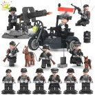 US $7.86 42% OFF|6PCS/set WW2 SS German Army Soldiers Guns Weapon Military Building Block Compatible Legoingly Figure Brick Toys For Children boy-in Blocks from Toys & Hobbies on Aliexpress.com | Alibaba Group