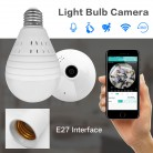 US $12.1 65% OFF|SDETER Bulb Lamp Wireless IP Camera Wifi 960P Panoramic FishEye Home Security CCTV Camera 360 Degree Night Vision Support 128GB-in Surveillance Cameras from Security & Protection on Aliexpress.com | Alibaba Group