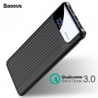 US $19.99 35% OFF|Baseus Quick Charge 3.0 10000mAh Power Bank LCD 10000 mAh QC3.0 Fast Powerbank Portable External Battery Charger For Xiaomi mi 9-in Power Bank from Cellphones & Telecommunications on Aliexpress.com | Alibaba Group