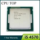 5069.57 руб. |Intel Core i5 4570 3,2 ГГц 6 Мб разъем LGA 1150 четырехъядерный процессор SR14E i5 4570-in ЦП from Компьютер и офис on Aliexpress.com | Alibaba Group