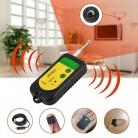 473.6 руб. 22% СКИДКА|(1 шт) Беспроводной сигнала RF отслеживающий детектор мини Камера Finder призрак Сенсор 100 2400 МГц GSM сигнализация устройство радиочастотной проверить-in Анти откровенный Камера детектор from Безопасность и защита on Aliexpress.com | Alibaba Group