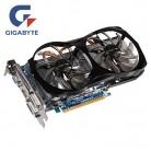 4102.12 руб. 23% СКИДКА|GIGABYTE видеокарта Geforce GTX660 2 Гб 192Bit GDDR5 GPU Графика карты Карта памяти оригинал для NVIDIA GTX 660 PCI E карты купить на AliExpress