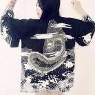 395.12 руб. 26% СКИДКА|Винтажная блузка в японском стиле Харадзюку, волнистые и ветровые рубашки с драконом, японское кимоно, шифоновый кардиган с принтом-in Блузки и рубашки from Женская одежда on Aliexpress.com | Alibaba Group