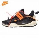 Nike La Nike Sock Dart X Off White Мужская и женская обувь, черный/белый, амортизирующая дышащая 819686 053 819686 058 купить на AliExpress