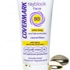 Профессиональный солнцезащитный крем для лица от пигментации SPF 80 без тонального оттенка, COVERMARK
