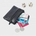 89.51руб. 31% СКИДКА|Мужские Женские сумки для карт, монет, ключей, мягкий кредитный держатель для карт, на молнии, кожаный кошелек, сумочка в форме монеты, кошелек, Carteira, мини монетница, держатели-in Кошельки для монет from Багаж и сумки on AliExpress