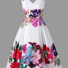 1279.36 руб. 49% СКИДКА|Wipalo плюс размер цветочные двойные ремни качели платье без рукавов Ретро Винтаж Ретро платье Спагетти ремень вечерние платья-in Платья from Женская одежда on Aliexpress.com | Alibaba Group