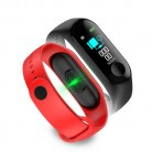 Bakeey M3 Color Screen Smart Watch Heart Rate and Blood Pressure Monitor Smart Bracelet