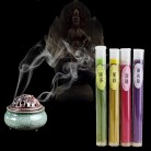 US $0.88 15% OFF|50pcs Indoor Natural Incense Burner Sticks Aroma Sandalwood Rose Green Tea Incense Sticks-in Incense & Incense Burners from Home & Garden on Aliexpress.com | Alibaba Group