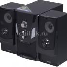 Колонки Bluetooth GINZZU GM-415,  2.1,  черный/ черный