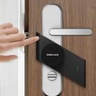 605.18 руб. 25% СКИДКА|Шерлок S2 Smart замка двери дома без ключа отпечатков пальцев замок + пароль работы для электронных замок Беспроводной приложение Bluetooth Управление купить на AliExpress