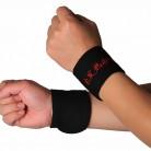 1 пара Регулируемый самонагревающийся турмалиновый магнит ремень поддержка запястья ремни повязки спортивный браслет теплый запястье поддержка купить на AliExpress