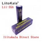 187.33 руб. 37% СКИДКА 1 10 шт LiitoKala Lii 35A 18650 3500 mAh аккумуляторная батарея 3,7 v литий ионные батареи 18650 батарея/БПЛА-in Подзаряжаемые батареи from Бытовая электроника on Aliexpress.com   Alibaba Group