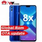 36687.41 руб. 10% СКИДКА|Глобальный Встроенная память Huawe Honor 8X6,5 ''полный экран ОТА обновление смартфон не 8x max мобильного телефона Android 8,1 Восьмиядерный отпечаток пальца ID купить на AliExpress