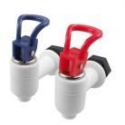 Хит! 2 шт., универсальный размер, пластиковый диспенсер для воды, кран, замена, для дома, основные питьевые фонтаны, запчасти