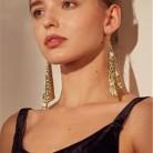 US $0.27 70% OFF 2019 New Statement Jewelry Brand Sequin Tassel Long Drop Earring For Women Dangle Cheap Earrings Bijoux Star Long Ladies brincos-in Drop Earrings from Jewelry & Accessories on Aliexpress.com   Alibaba Group