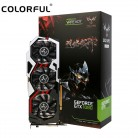 US $916.65 |Original Colorful GeForce iGame GTX 1080 UT V2 Top Graphics Card 256bit GDDR5X Computer Hardware with Cooler Fan Graphics Card-in Graphics Cards from Computer & Office on Aliexpress.com | Alibaba Group