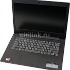 Ноутбук LENOVO IdeaPad 330-14AST, 81D5004DRU,  черный