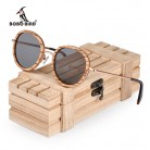 US $26.22 39% OFF|BOBO BIRD Oval Sunglasses Women Polarized Wood Sun Glasses in Wooden Gift Box Metal Temple gafas uv400 mujer W AG027-in Women's Sunglasses from Apparel Accessories on Aliexpress.com | Alibaba Group