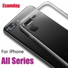 US $0.91 17% OFF Luxury Clear Silicone Soft TPU Case For 7 8 6 6s Plus 7Plus 8Plus X XS MAX XR Transparent Phone Case For iPhone 5 5s SE 6sPlus-in Fitted Cases from Cellphones & Telecommunications on Aliexpress.com   Alibaba Group