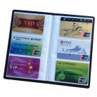 US $2.22 38% OFF|New Arrival Business Portable Credit Card Holders High Quality Leather 120 Bank Card Case Holder Organizer Book Visita #2017-in Card & ID Holders from Luggage & Bags on Aliexpress.com | Alibaba Group