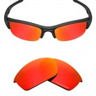 US $22.41 25% OFF|Mryok+ POLARIZED Resist SeaWater Replacement Lenses for Oakley Flak Jacket Sunglasses Fire Red-in Accessories from Apparel Accessories on Aliexpress.com | Alibaba Group