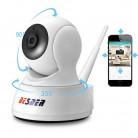 1230.98 руб. 30% СКИДКА|BESDER HD 720 P домашняя охранная ip камера двухсторонняя аудио Беспроводная мини камера 1MP ночного видения CCTV WiFi камера Детский Монитор iCsee купить на AliExpress