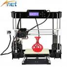 €90.93 26% de DESCUENTO|Anet A8 Autolevel A8 3D Impresora fácil de Montar máquina de escritorio Reprap Prusa i3 3d impresora 3d drucker DIY kit con filamento PLA-in Impresoras 3D from Ordenadores y oficina on AliExpress