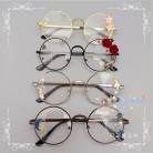 US $9.87 20% OFF|Hand made the original lolita soft sister sweet Japanese harajuku girls round box cherry blossom put glasses cos who gay men-in Boys Costume Accessories from Novelty & Special Use on AliExpress