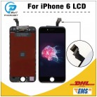 13045.35 руб. |20 шт ЖК дисплей качества AAA + Дисплей + Touch + Экран для iPhone 6 6G планшета Ассамблеи Замена Бесплатная доставка DHL купить на AliExpress