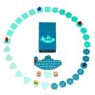 441.8 руб. 32% СКИДКА|Deep Sea Adventure настольная игра 2 6 игроков Семья/вечерние лучший подарок для детей смешная английская игра-in Настольные игры from Спорт и развлечения on Aliexpress.com | Alibaba Group