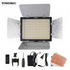 4714.89 руб. 15% СКИДКА|Новый Yongnuo YN300 III YN 300 Lil 3200 К 5500 К CRI95 Камера фото светодиодная световая панель для видео с мощностью AC адаптер купить на AliExpress