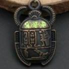221.49 руб. 23% СКИДКА|Оптовая продажа античного серебра Египетский скарабей Жук Шарм Подвеска цепочки и ожерелья/Браслеты DIY ювелирные аксессуары 1577 купить на AliExpress