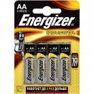 Батарея Energizer Industrial AA-LR6 4шт. (E301424300)
