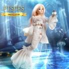 1978.77 руб. 45% СКИДКА|MMGirl 12 Созвездие Рыбы как BJD Blyth кукла 1/6 30 см белый рыбий хвост платье мечта тело игрушка подарок-in Куклы from Игрушки и хобби on Aliexpress.com | Alibaba Group