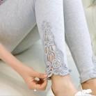 771.89 руб. |Леггинсы 2019 новое качество размер s 7xl женские леггинсы тонкие полые тонкие кружевные леггинсы однотонные брюки плюс размер 7xl 6xl 5xl-in Лосины from Женская одежда on Aliexpress.com | Alibaba Group